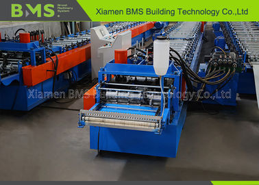 Roll Forming Gutter Machines With PLC System