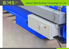 235-350Mpa PPGI PPGL GI GL Sheet Wall Panel Forming Machine With Cr12Mov Cutting