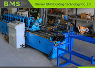 C Section / C Shape / C Channel Roll Forming Machine With Serve Motor PLC Auto Control